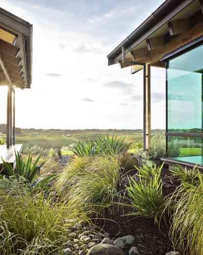 特荷罗湿地住宅。