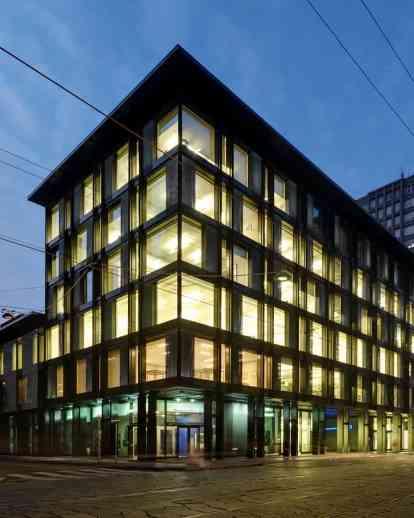 La Serenissima办公楼